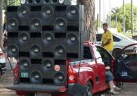 Campeonato de som não recebe autorização da prefeitura por não atender normas de segurança