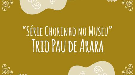 Domingo tem Chorinho no Museu!