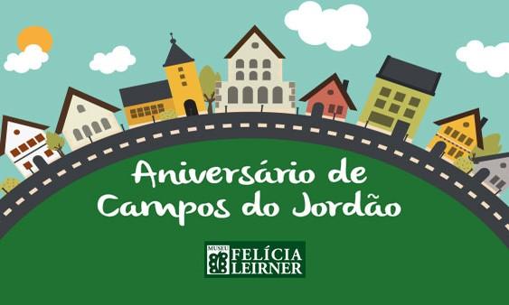 Aniversário de Campos do Jordão será comemorado no museu com artistas locais