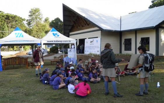 Campos do Jordão tem comemoração ao Dia do Índio com crianças de escolas públicas