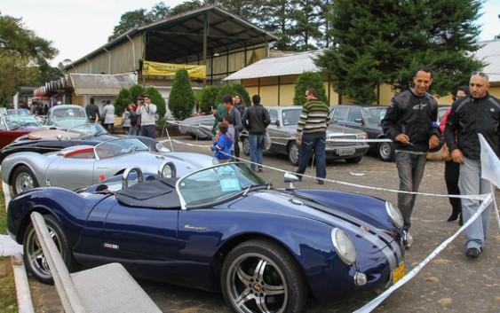 Encontro de Autos Antigos volta à Campos do Jordão no feriado de Tiradentes