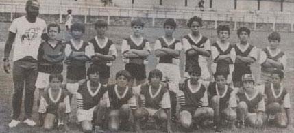 Futebol Vila Paulista