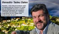 Guiacampos.com recebe exposição virtual do Fotógrafo Tadeu Sales