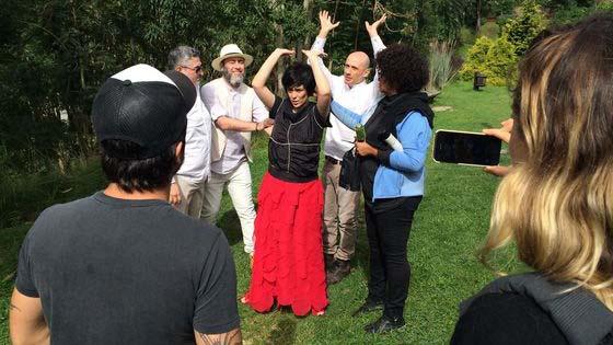 Banda Pato Fu apresenta clipe gravado em Campos do Jordão. Assista aqui!