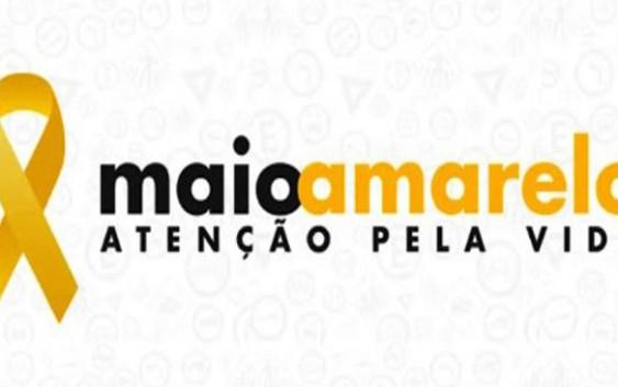 """Campos do Jordão terá campanha """"maio amarelo"""""""