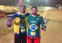 Bicicross de Campos do Jordão é Brasil no pódio da América do Sul