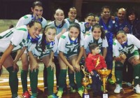 Campos do Jordão é campeã da Copa SESC de Futsal Feminino