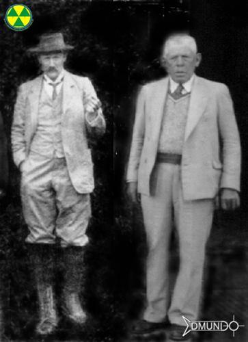 Robert Reid e Joaquim Ferreira da Rocha
