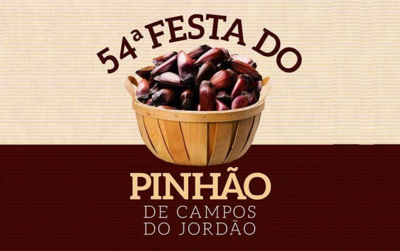 Segue até domingo a 54ª Festa do Pinhão de Campos do Jordão