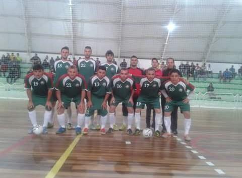 Campos do Jordão estreou com vitória na Taça Vanguarda de Futsal