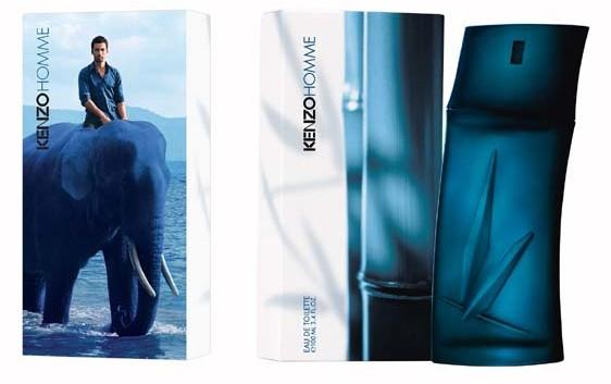 Perfume Masculino ganha nova campanha, totalmente repaginada
