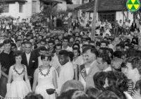 Era uma festa para a Rainha, o Rei Pelé, o Capitão Belini e seus súditos estavam lá
