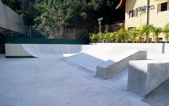 Prefeitura inaugura pista de skate neste sábado