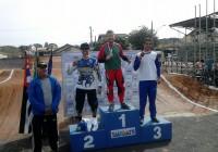 Rodolfo Reis conquista o ouro na modalidade Bicicross nos regionais de Taubaté