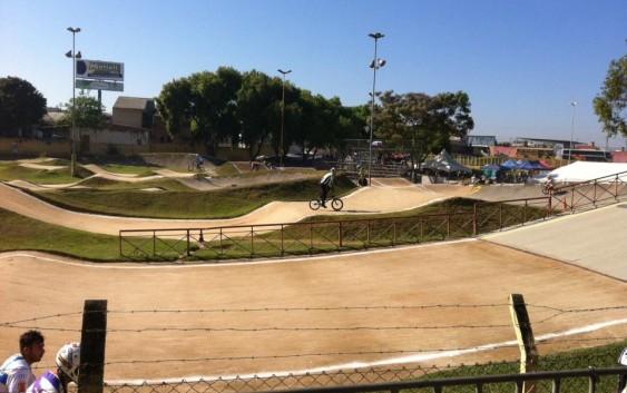 Bicicross de Campos do Jordão participou neste domingo do Paulista de BMX