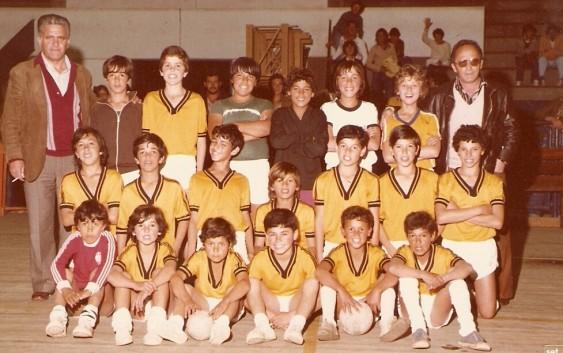 Clube Jordanense de Futebol de Salão, uma geração de ouro das décadas de 1970 / 1980