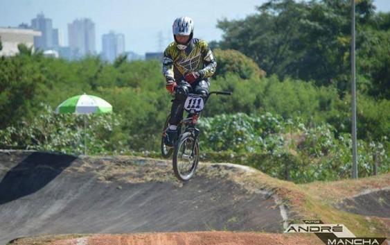 Bicicross vai representar Campos do Jordão nos Jogos Abertos do Interior em São Bernardo do Campo