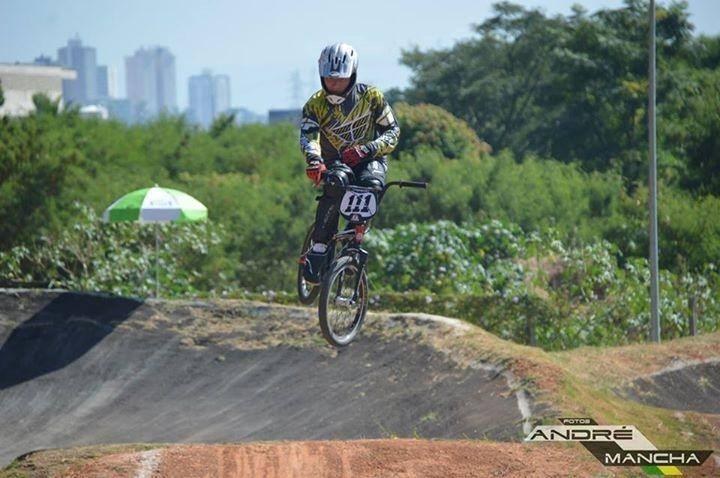 Piloto de BMX Rodolfo Reis - Campos do Jordão