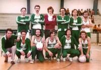 O vôlei, modalidade que marcou época no esporte de Campos do Jordão