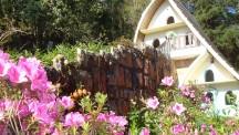 Casa dos Anjos no Parque da Floresta Encantada em Campos do Jordão