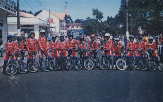 Bicicross, o fim de uma modalidade e de um sonho
