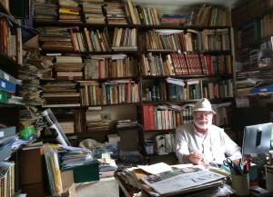 A paz entre quatro paredes forradas de livros