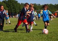 Esportes para crianças e adolescentes