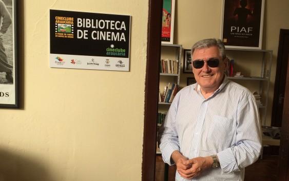 Luzes, câmera… livros! – A Biblioteca de Cinema de Campos do Jordão