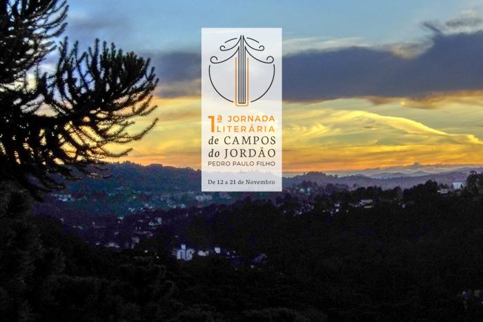 Jornada Literária de Campos do Jordão - Pedro Paulo Filho
