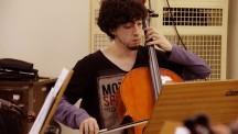 João Carreño - Um jovem talento jordanese em ascendencia na área de produção cultural