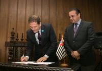 Campos do Jordão receberá R$ 306 mil para segunda etapa de urbanização da praça da Fonte da Amizade