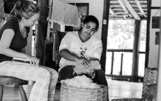 """AMECampos recebe exposição fotográfica """"O Ciclo da Lã – da ovelha ao fio"""""""