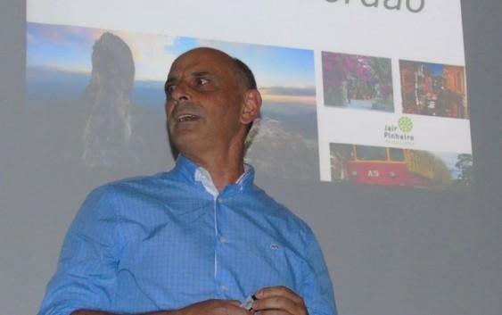 Jair Pinheiro proferiu palestra na Semana PRIME do Engenheiro Agrônomo em Ilha Solteira