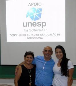 Jair Pinheiro durante palestra
