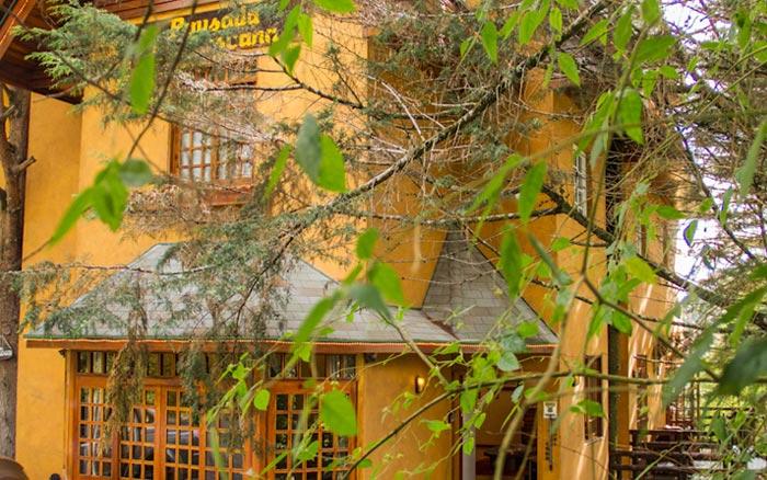 Campos do Jordão pousada - Integração com a Natureza