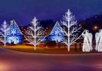 Atrações de Natal em Campos do Jordão tem inicio neste sábado. Confira a programação!
