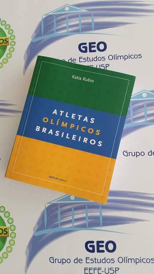atletas olimpicos brasileiros foto do livro