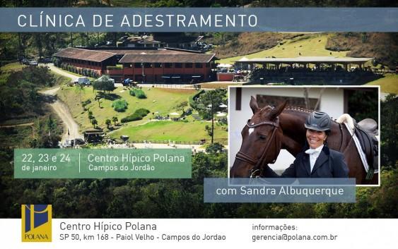 Campos do Jordão vai receber Clinica de Adestramento Equestre durante as férias de Janeiro