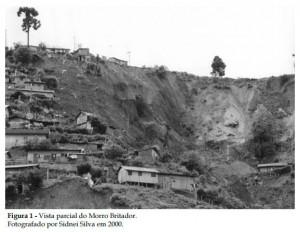 No ano 2000 Campos do Jordão foi atingido por chuvas e os deslizamentos causou mortes.