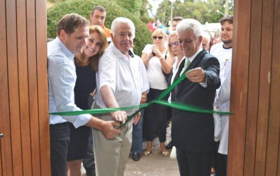 Veja as fotografias da inauguração do Complexo de Saúde de Campos do Jordão