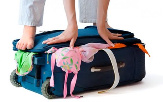Dicas de como arrumar a mala de viagem