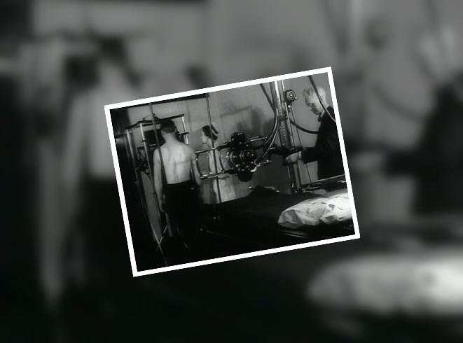 Foto Ilustrativa - Raio X 1930