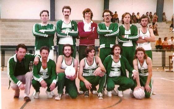 Eles fizeram parte dos anos dourados do esporte jordanense