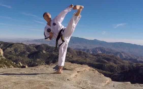 Taekwondo, um dia acreditaram nessa modalidade. E ela correspondeu!