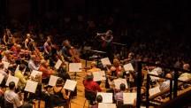 Orquestra Jazz Sinfônica = Foto: Julian Lepick