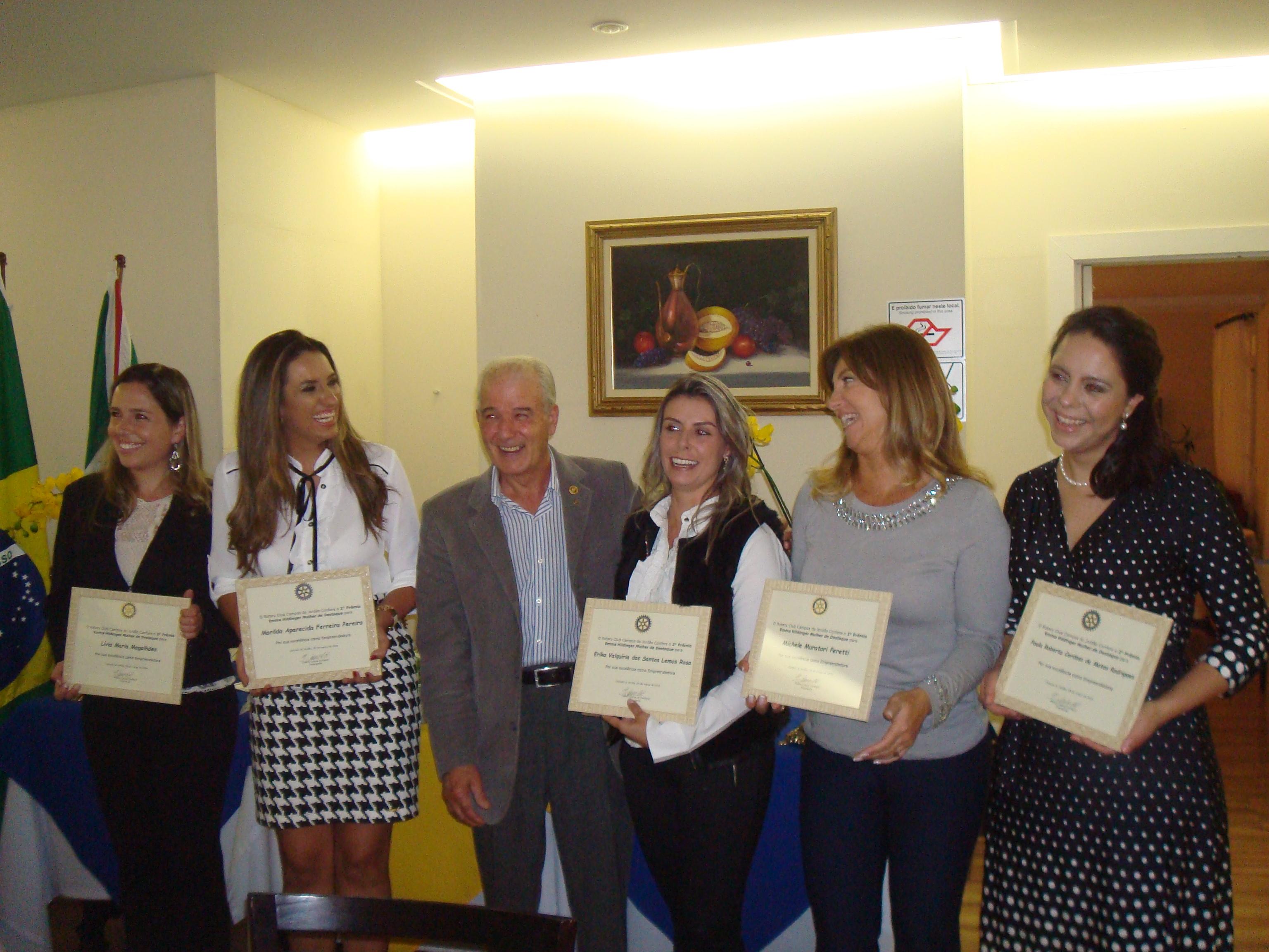 Mulheres Empreendedoras de Campos do Jordão