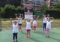 Tênis Clube e Instituto Patrícia Medrado reforçam parceria em projeto social de Campos do Jordão