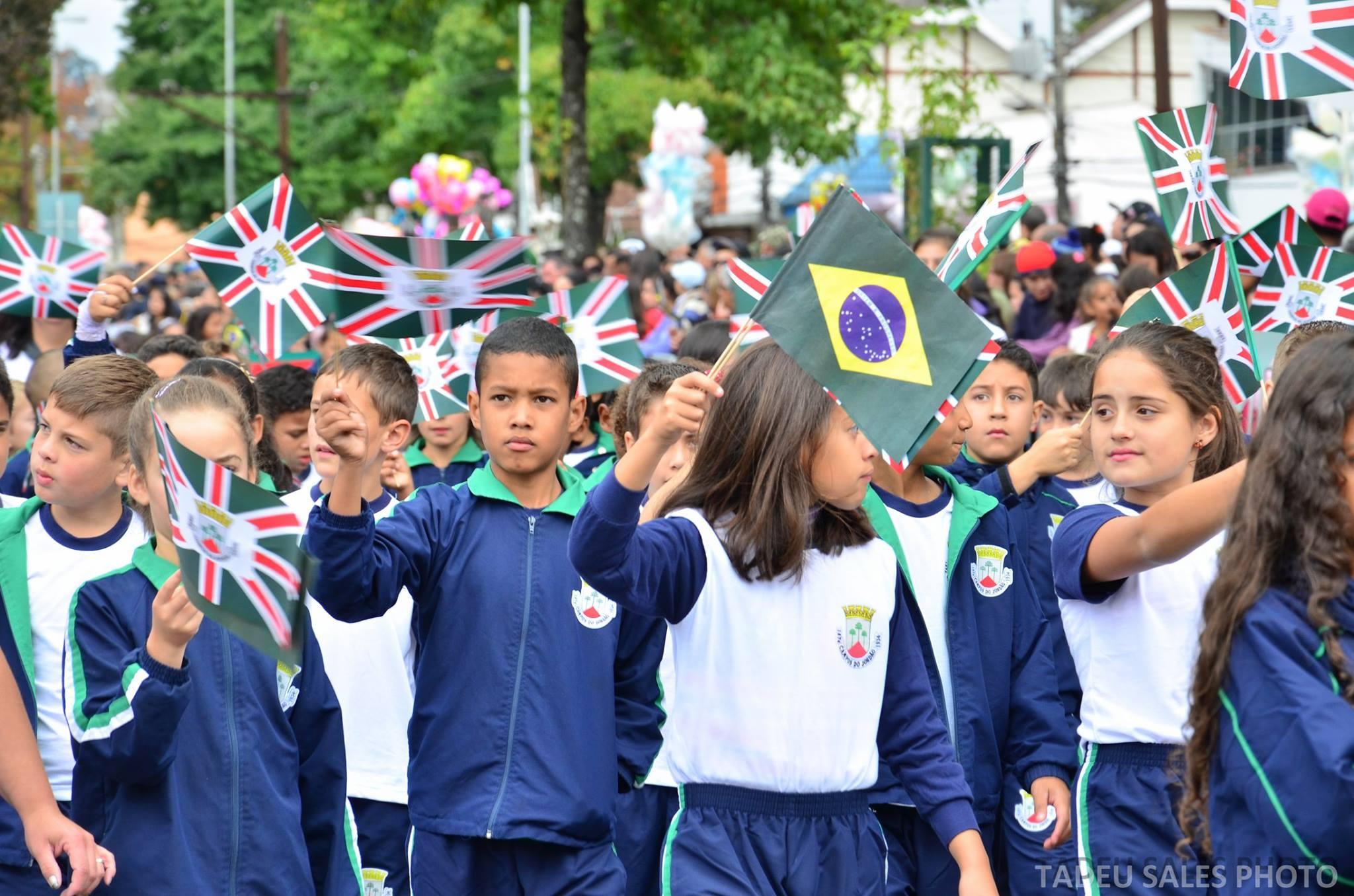 Comemorações aniversário da cidade 2015 - Ft Tadeu Sales
