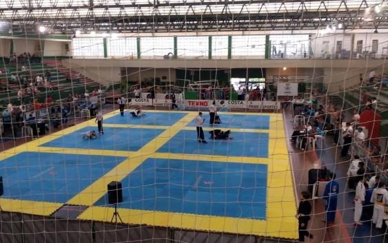 Campos do Jordão recebeu competição de Jiu-Jitsu neste domingo