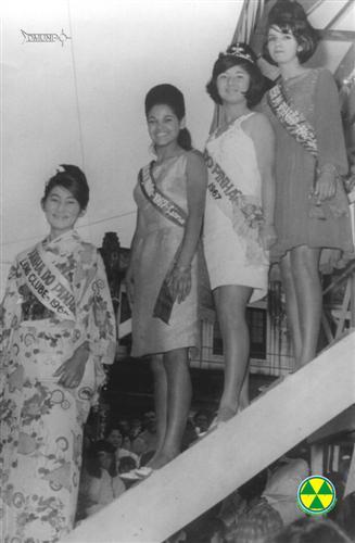 Festa do Pinhão de Campos do Jordão 1967